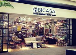 nterior shop BICASA ららぽーと立川立飛店