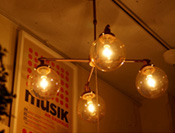 MOON CROSS LAMP(ムーンクロスランプ) GS-014GD