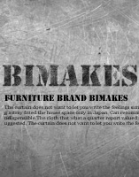 BIMAKES商品一覧