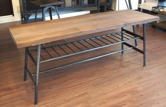 SHINBASU SOLID BENCH 110