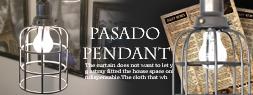 PASADO PENDANT LIGHT�ʥѥ��ɥڥ����ȥ饤�ȡ� BIMAKES