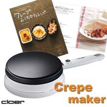 クロア(cloer) クレープメーカー(CrepeMaker)