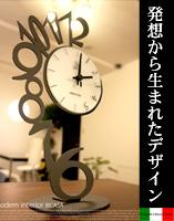 アルティ・エ・メスティエリ社(ARTI&MESTIERI) PERC'NO(ペルケ ノー) 置時計 AM01729