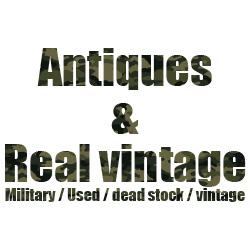 antiques&real vintage