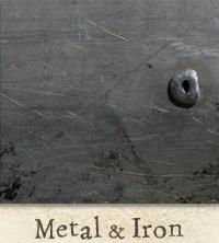 metal&iron メタル&アイアン